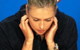 Марию Шарапову исключили из рейтинга WTA