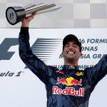 Риккардо выиграл Гран-при Малайзии, Квят - 14-й