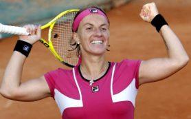 Светлана Кузнецова поднялась на седьмое место в рейтинге WTA