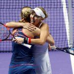 """После """"золота"""" Рио пара Макарова - Веснина выиграла Итоговый чемпионат года WTA"""