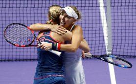 После «золота» Рио пара Макарова — Веснина выиграла Итоговый чемпионат года WTA