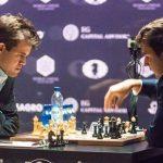 Третья партия матча за звание чемпиона мира по шахматам закончилась вничью