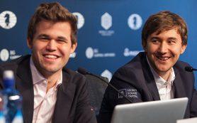 Карякин и Карлсен определят обладателя шахматной короны на тай-брейке