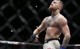 Конор Макгрегор лишился титула UFC в полулегком весе