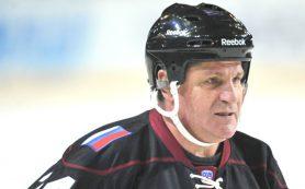 Сергей Макаров включен в Зал хоккейной славы