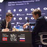 Карлсен отстоял звание чемпиона мира по шахматам
