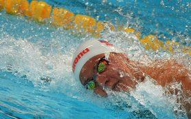 Россияне завоевали золото и серебро на ЧМ по плаванию на короткой воде