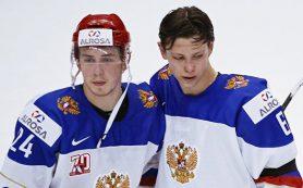 Россия проиграла канадцам в первом матче молодежного ЧМ по хоккею