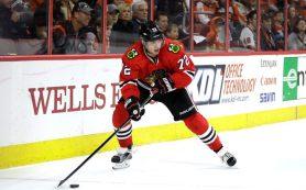 Панарин и Тарасенко вошли в тройку звезд дня в НХЛ
