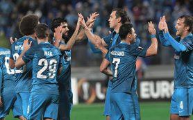 «Зенит» забил 14 мячей в ворота команды из Омана в товарищеском матче