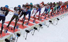 Один неточный выстрел лишил мужскую сборную России «золота» в мужской эстафете