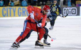 Сборная России с победы начала выступление на ЧМ по хоккею с мячом