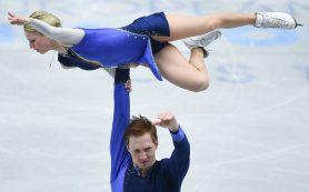 Фигуристы Тарасова — Морозов впервые в карьере выиграли чемпионат Европы