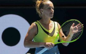 Светлана Кузнецова без проблем вышла в третий круг Australian Open