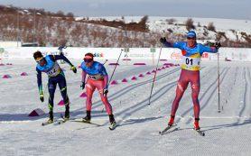 Российские лыжники завоевали золото и серебро Универсиады в масс-старте