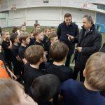 Мутко пообещал Уралу помочь с интернатом для юных футболистов