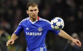 «Зенит» в последний день европейского трансферного окна купил защитника «Челси» Бранислава Ивановича