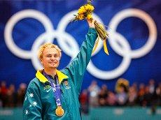 Какие обстоятельства победы на Олимпиаде закрепились в австралийской идиоме?