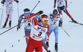 Сергей Устюгов завоевал серебро в марафоне на 50 км на ЧМ в Лахти