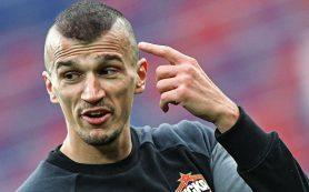 УЕФА оставил в силе двухлетнюю дисквалификацию Романа Еременко
