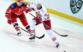 ЦСКА и СКА раньше всех вышли в четвертьфинал Кубка Гагарина