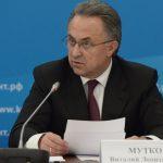 Виталий Мутко не будет участвовать в выборах в совет ФИФА