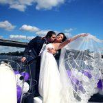 Свадьба — малиновый рассвет