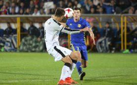 «Ростов» сыграл вничью дома с «Краснодаром»