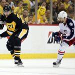 """Малкин помог """"Питтсбургу"""" выйти во второй раунд плей-офф НХЛ"""