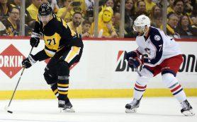 Малкин помог «Питтсбургу» выйти во второй раунд плей-офф НХЛ