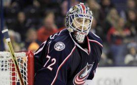 НХЛ назвала Бобровского главным претендентом на «Везина Трофи»