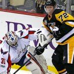 «Вашингтон» Овечкина сыграет с «Питтсбургом» Малкина в плей-офф НХЛ