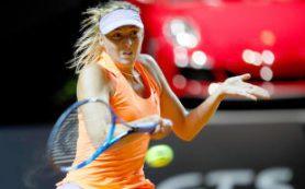 Мария Шарапова: В матче с Винчи испытала лучшие чувства в мире