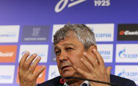 Луческу назвал свой приход в «Зенит» большой ошибкой
