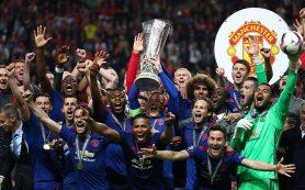 «Манчестер Юнайтед» впервые в истории выиграл Лигу Европы
