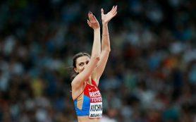 Мария Ласицкене победила в прыжках в высоту на этапе Бриллиантовой лиги