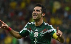 Капитан сборной Мексики по футболу завершит карьеру после ЧМ-2018