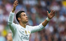Китайский клуб предложил Роналду контракт с зарплатой 120 миллионов евро в год