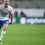 Сборная России по футболу разгромила Венгрию