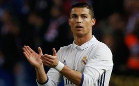 Капитан сборной Португалии Криштиану Роналду — главная звезда Кубка конфедераций