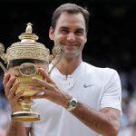Федерер установил рекорд, став восьмикратным победителем Уимблдона