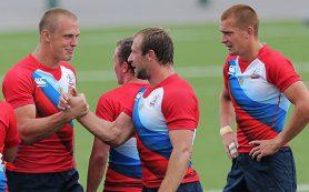 Мужская сборная России по регби-7 завоевала золото чемпионата Европы