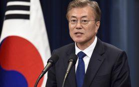 Президент Южной Кореи надеется на участие КНДР в Олимпиаде-2018