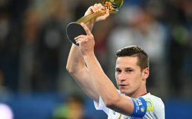 Дракслер признан самым ценным футболистом Кубка конфедераций