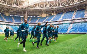«Зенит» победил дебютанта РФПЛ в первом официальном матче при Манчини