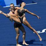 Тренер: смешанные дуэты в синхронном плавании могут быть включены в программу ОИ-2020