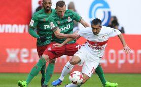 Первый канал покажет матч за Суперкубок России