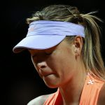 Шарапова опустилась на 180-е место в рейтинге WTA