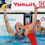Шведка Сара Сьострем установила первый рекорд мира на ЧМ в Будапеште