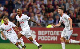 Обзор матчей второго тура РФПЛ